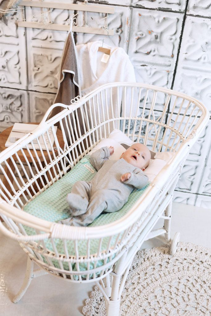 Antwerp Lots of Kisses carry cot duvet cover | Koeka webshop