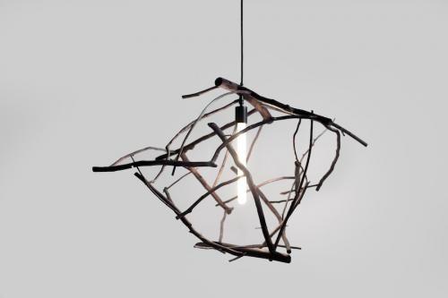Scatter/Gather pendant light | Hinterland Design