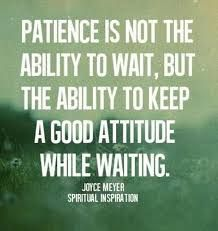wise quotes about patience - Google Search
