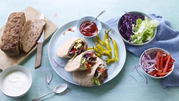 Make your own takeaway. Mixing lamb mince with spices will get you a homemade kebab in 30 minutes. Equipment: you will need a 1kg/2lb 4oz loaf tin