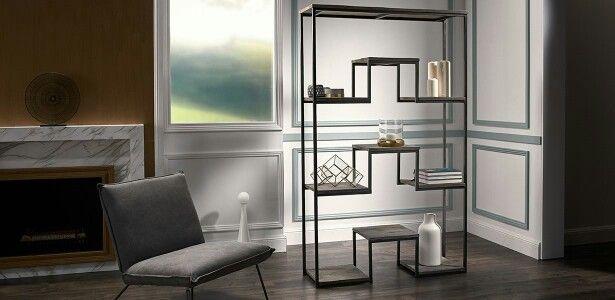 Nick Scali bookcase