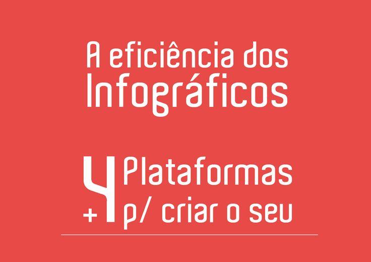A eficiência dos infográficos + 4 plataformas para criar o seu | Design Culture