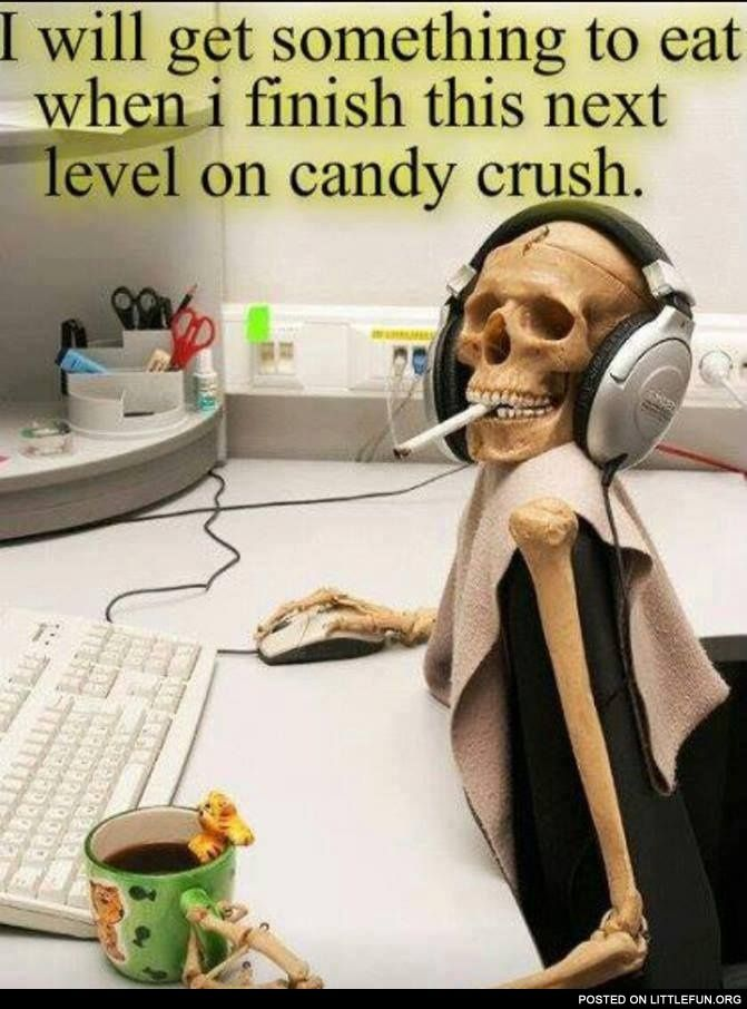 Stop Addiction! Next level on candy crush