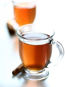 The Carolling Cup Apple cider
