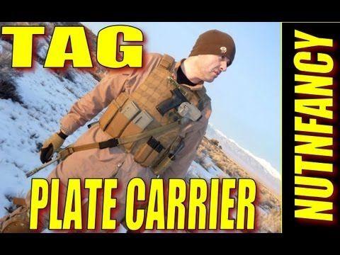 Tactical Assault Gear Plate Carrier review by Nutnfancy http://shellbacktactical.com/platecarrier.aspx