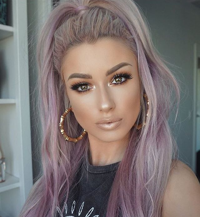 @lolaliner made FETCH happen  Love her here in our popular 'Fluff'n Whispie' Velour Lashes. She is too pretty for words! Mermaid status!!!