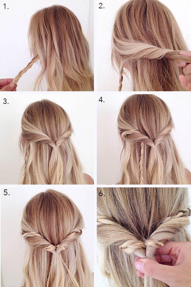 12 Lieblings-Braid-Hair-Tutorials #braid #favorite #tutorials #diy frisuren