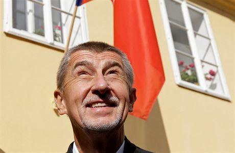 Reálně získáme čtyři hejtmany koalice v Hradci je podvod na voličích říká Babiš - Lidovky.cz