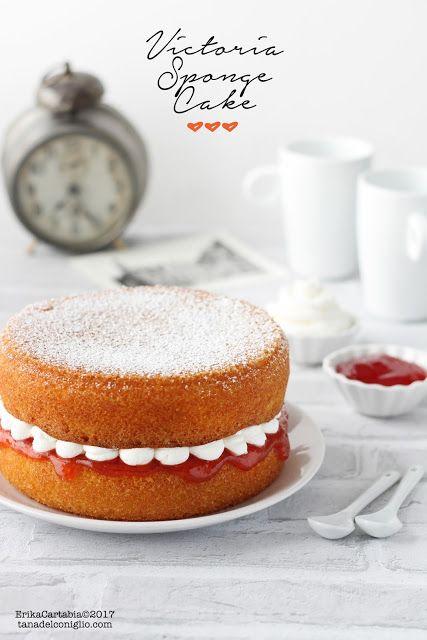 La tana del coniglio: Victoria Sponge Cake