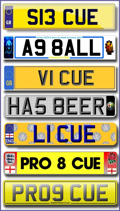What is a Cherished Number Plate? - speedyreg.co.uk