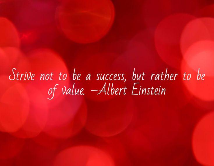 Albert Einstein Quotes Strive Not Success: 14 Best Wisdom: Albert Einstein Images On Pinterest