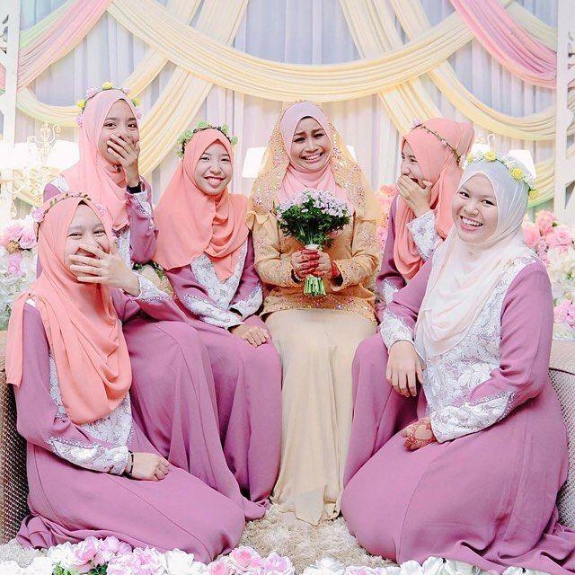 #squadgoals #malaywedding  by @photoculture2009 #muslimwedding by apracticalwedding