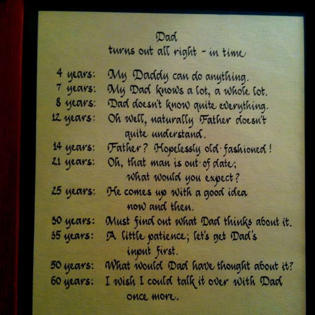 dad poems - photo #12
