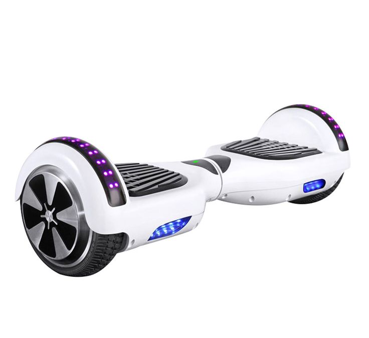 Hoverboard with Bluetooth Lights