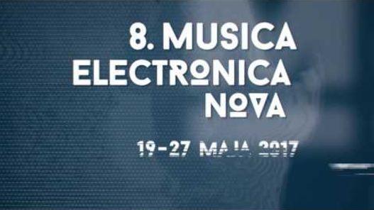 """Maciej Markowski. Mute Music / Instalacja nautwór """"Dark River"""" Johna Zorna zpłyty """"Rebird"""""""