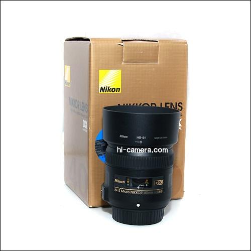 Nikon AF-S 40mm F2.8 Macro