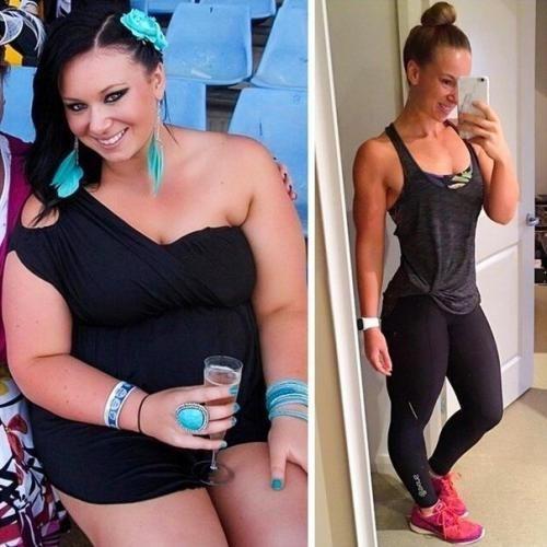 Фитнес Похудеть За 1 Месяц. На сколько кг можно похудеть за месяц