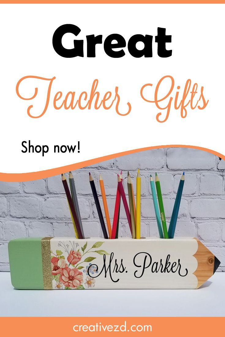 Great Teacher Gifts In 2020 Teacher Gifts Great Teacher Gifts Handmade Personalized Gifts