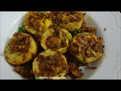 12 best tamil samayal kuripugal spicy masala egg fry recipe muttai varuval recipe egg masala fry recipe by healthy food kitchen forumfinder Images