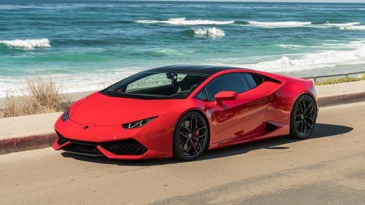 The Amazing Lamborghini Huracan LP610-4 The Lamborghini Huracan LP610-4 2213 miles (LOWER OF SPRINGS !!!) GORGEOUS CAR !! 2017/2018