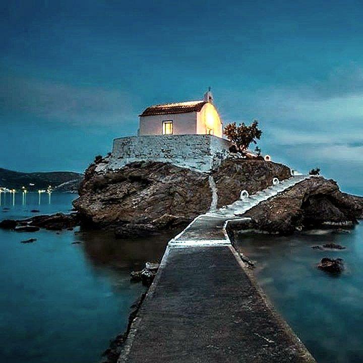 LEROS island.