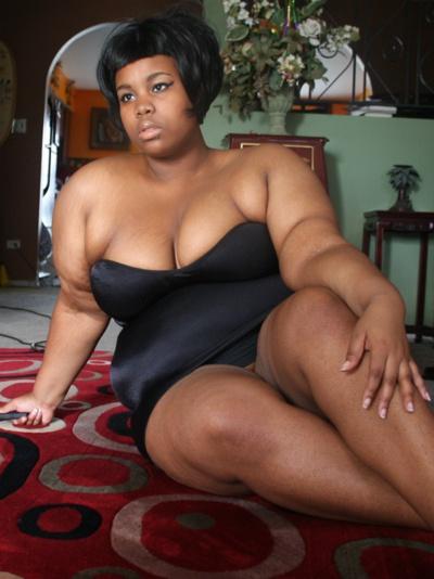 Beautiful fat black women
