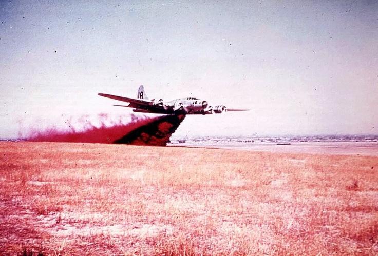 B17 Fire Bomber