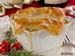 Oscar-Worthy Chicken Pot Pie - Our version of the signature dish served at the Governor's Ball.
