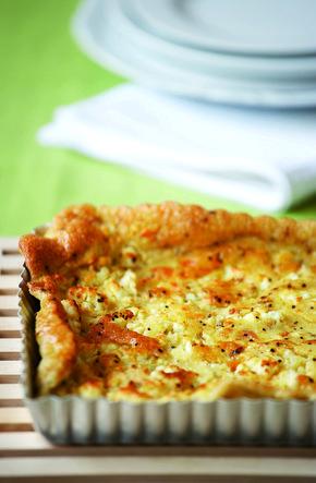 Αλευρόπιτα από τα Ζαγόρια | olivemagazine.gr
