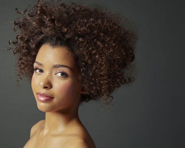 Black People Natural Hair Styles: 1000+ Ideas About Black Women Hairstyles On Pinterest