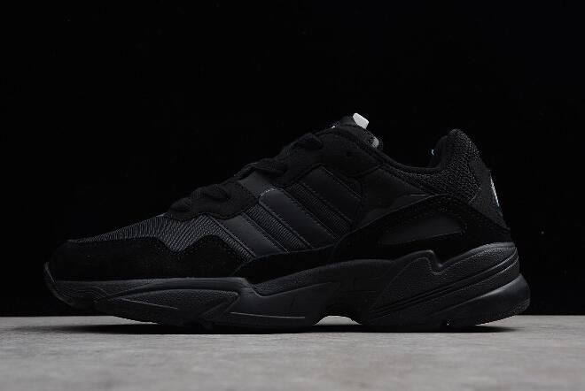 "New adidas Yung-96 ""Triple Black"" F35019"