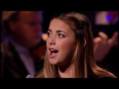"Charlotte Church - The Prayer (with Josh Groban) This is the best ""The Prayer"" version I have heard ever. Hope you like it too. :)"