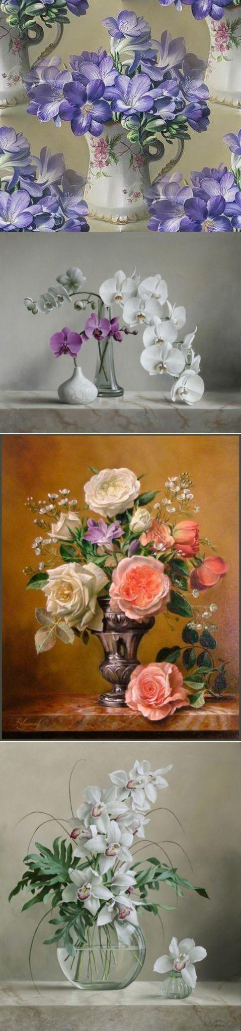 Изысканная живопись. Художник Питер Вагеманс | 5минутка | искусство | Постила