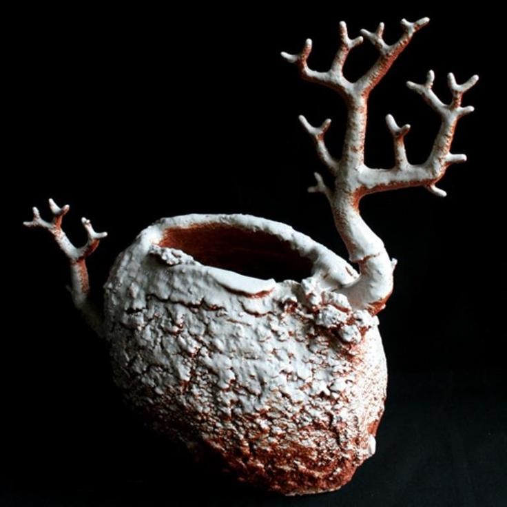 Rozenn Bigot - #heart ? #ceramic #art