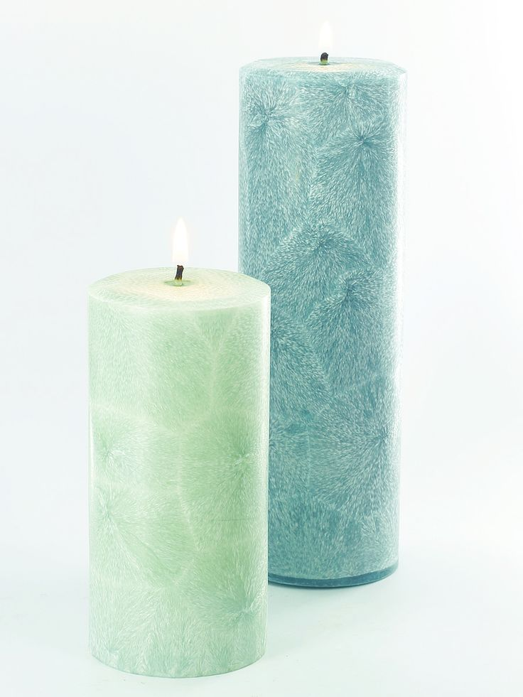 Palm Wax is a natural wax that gives you a crystallized effect on your finished candle. In this tutorial we will show the best technique to make Palm Wax Pillar Candles that helps maximize the crystal patterns in your finished candles.