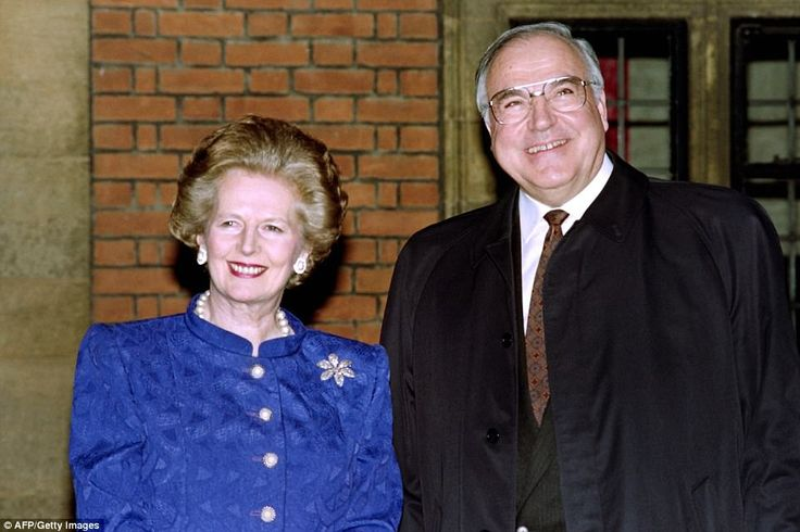 BREAKING NEWS: Germany's former chancellor Helmut Kohl dies #dailymail