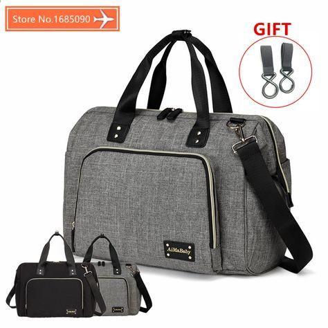 47183cc80610b Bebek bezi çantası Organizatör nappy çanta annelik çantaları anne için  bebek çantası arabası bezi çanta bolsa maternidade