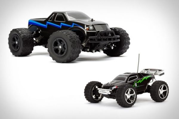 Boys love their toys and it doesn't matter how old they are. So what about gifting him a remote controlled car?