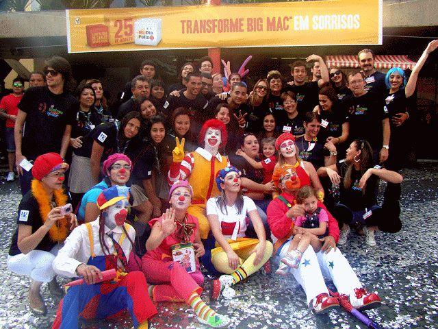 COMO TER UM MUNDO MELHOR: SP: Crianças e adolescentes com câncer ganham Festa Junina, em Santo André (23/06)