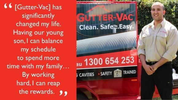 We recently chatted with Mina from Gutter-Vac Manningham about what lead him to Gutter-Vac, and his experiences so far. Meet Mina!