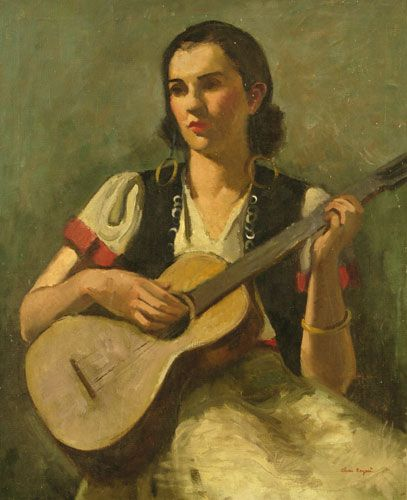 17 Best Images About Best Guitars On Pinterest: 17 Best Images About Flamenco And Spanish Guitar Art On