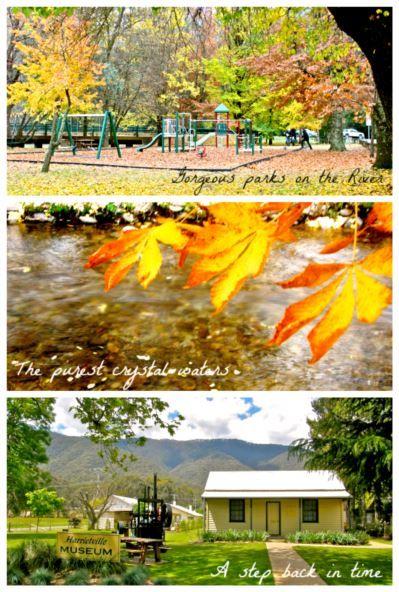 Harrietville Victoria : Mountain village at the base of Mount Hotham : Alpine Valley Getaways