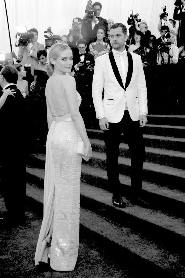 Having a Ball - Diane Kruger and Joshua Jackson