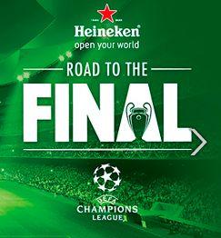 Heineken Champion The Match Instant Win Sweepstakes