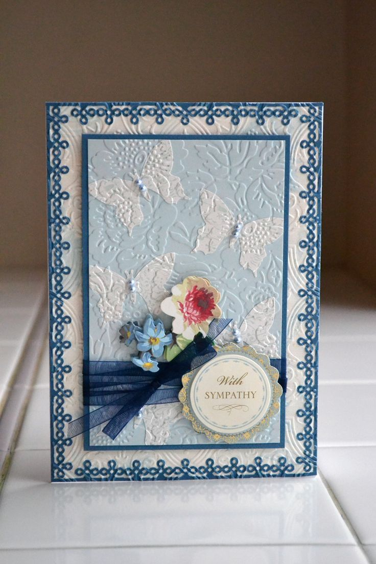 anna griffin embossing folders ideas | ... like this...: anna griffin cuttlebug embossing folders, part 1