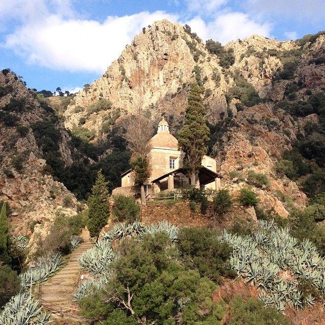 Santuario della Madonna di #Monserrato - Isola d'#Elba