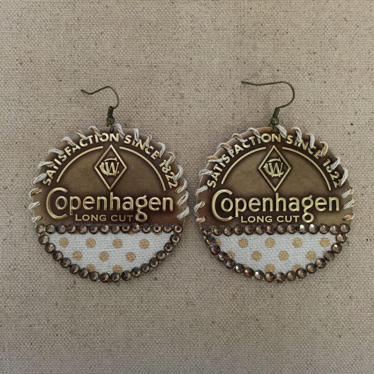 Copenhagen Earrings