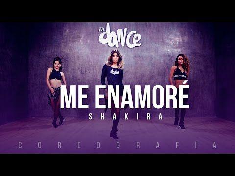 Shakira- DARE (La la la) ZUMBA® fitness class with Nadia Portnoy - YouTube