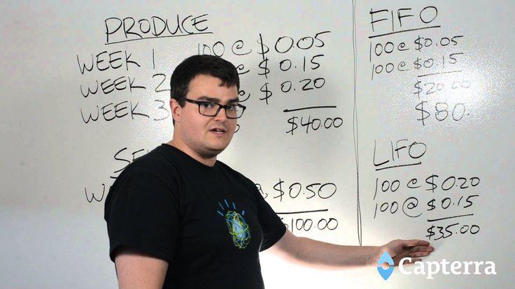 FIFO vs. LIFO Inventory Accounting