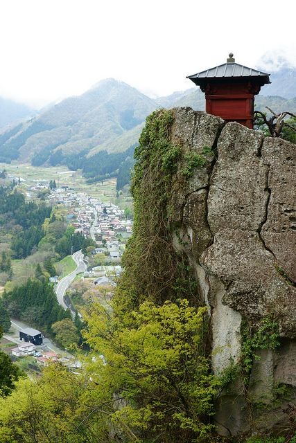 from Yamadera by peaceful-jp-scenery, via Flickr